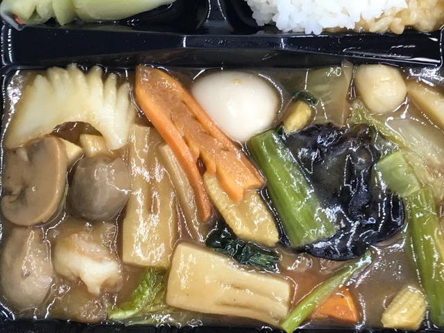 中華丼弁当2-3