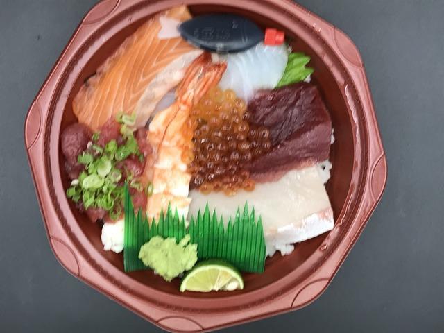 海鮮丼2-2