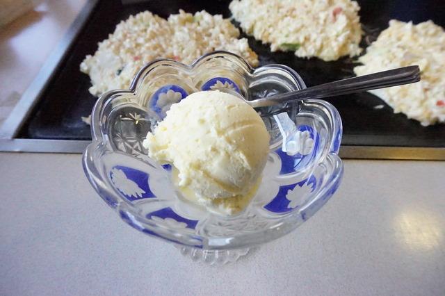 海鮮焼セットアイス