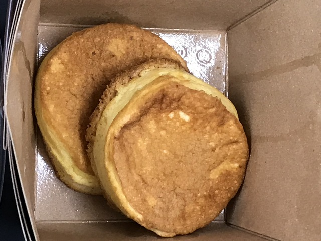 パンケーキキャラメルバナナ3-4