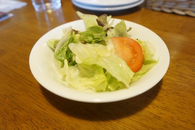 ランチサラダ1