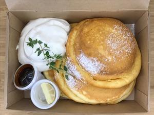 プレーンパンケーキ2