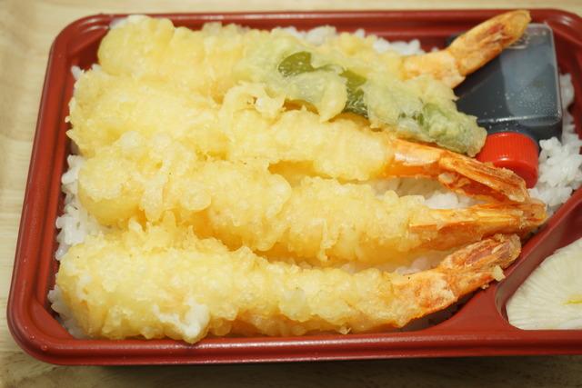 海老天丼1