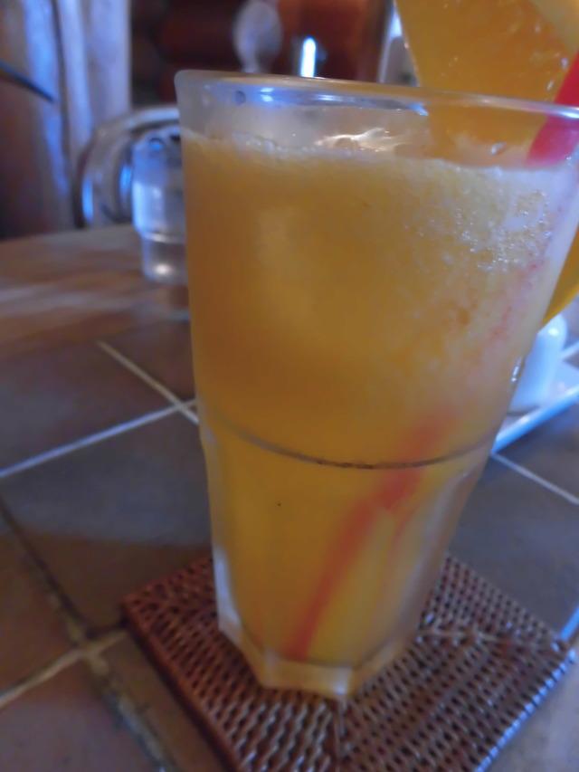 ウッド生絞りオレンジ