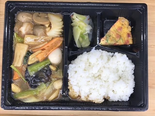 中華丼弁当2