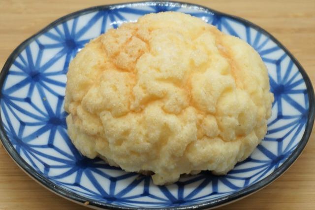 さとうきびのメロンパン1