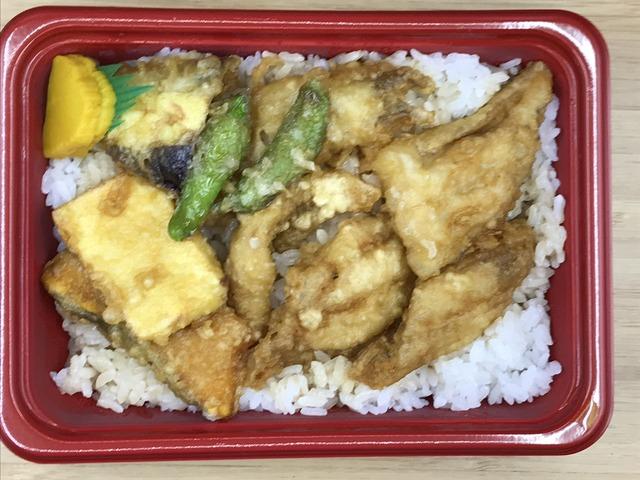 穴子天丼2-1