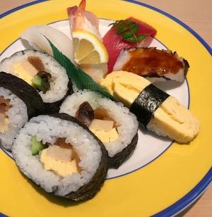 寿司定食 (2)
