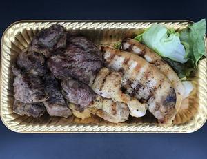 ステーキ盛り合わせM3