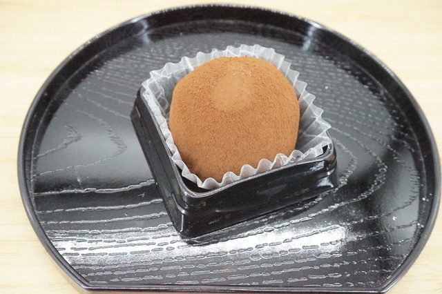 生チョコ大福2
