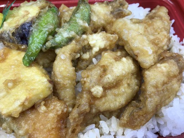 穴子天丼2-5