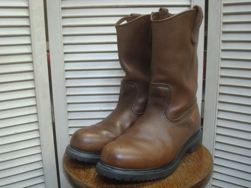 GASOLINE DIARY : RED WING 2231 Steel Toe(PT91) Brown Pecos Boots ...