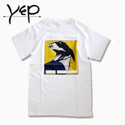YEP Print Tee /DOG