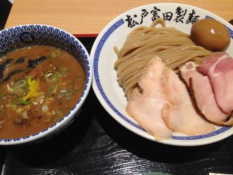 【富田】つけ麺1