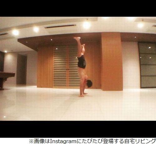 武井壮、リビング70畳の家に住んでいる理由 ちなみにベッドルームは30畳、自家用車は3300万円