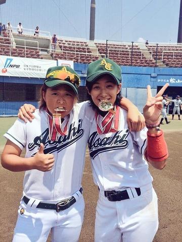 加藤優 (女子野球選手)の画像 p1_10