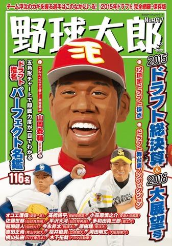 野球太郎ドラフト決算号の表紙www