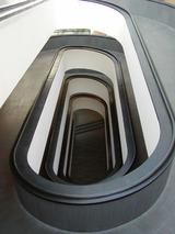 ヴァティカン美術館入口スロープ