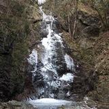 払沢の滝(日本の滝百選)�