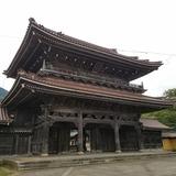 井波別院 瑞泉寺 山門