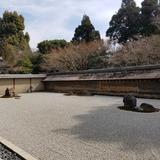 龍安寺 方丈庭園(石庭)�