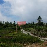 西吾妻小屋(標高1980m)