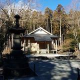 人穴浅間神社 社殿
