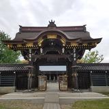 勝興寺 唐門