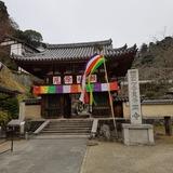 岡寺 仁王門