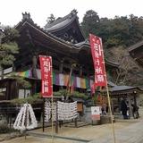岡寺 本堂(西国7番札所)