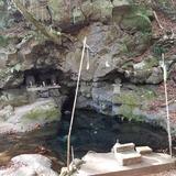 白糸ノ滝 お鬢水