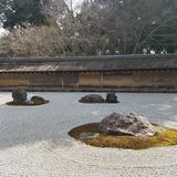 龍安寺 方丈庭園(石庭)
