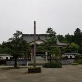 眼目山 立山寺 本堂