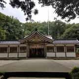 氣多神社 拝殿