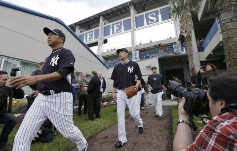 yankees-spring-baseball
