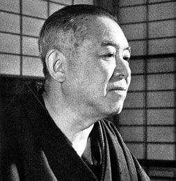 小説家 谷崎潤一郎(たにざき じゅんいちろう)の命日 : ガウスの歴史 ...