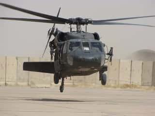 【ブラックホークダウン】米軍ヘリがオアフ島沖で墜落、乗組員5人行方不明
