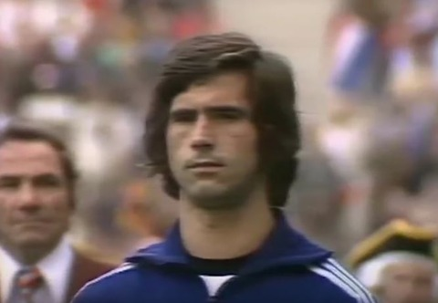 ゲルト・ミュラー1974W杯決勝