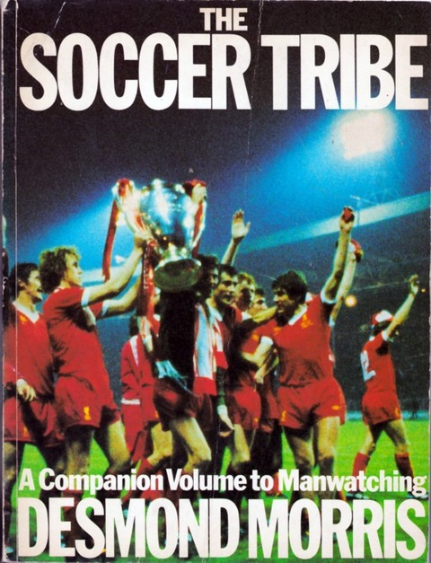 「The Soccer Tribe」cover