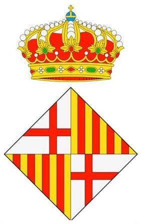 図3:バルセロナ市の紋章