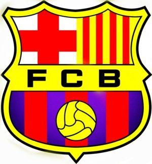 図2:FCバルセロナのエンブレム