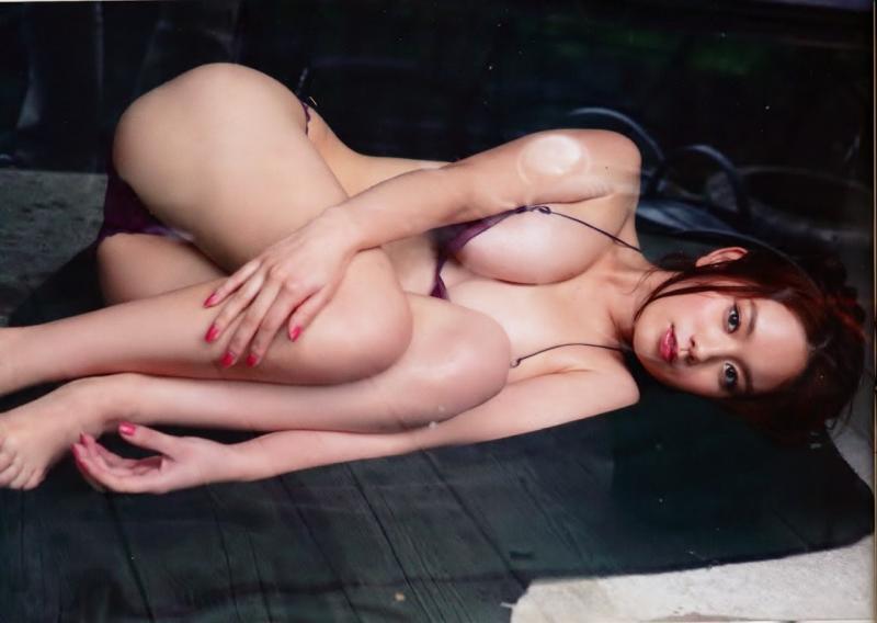 筧美和子 ヌード 画像