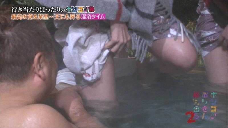 筧美和子 Hカップ 太もも チラリ 入浴シーン 画像