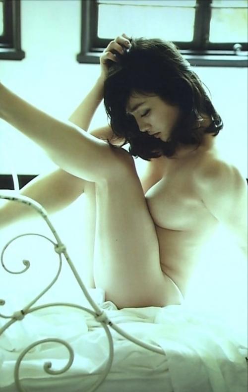 今野杏南 手ぶらGカップ&ヌード 画像