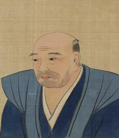 円山応挙_近世名家肖像