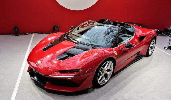 Ferrari-J50