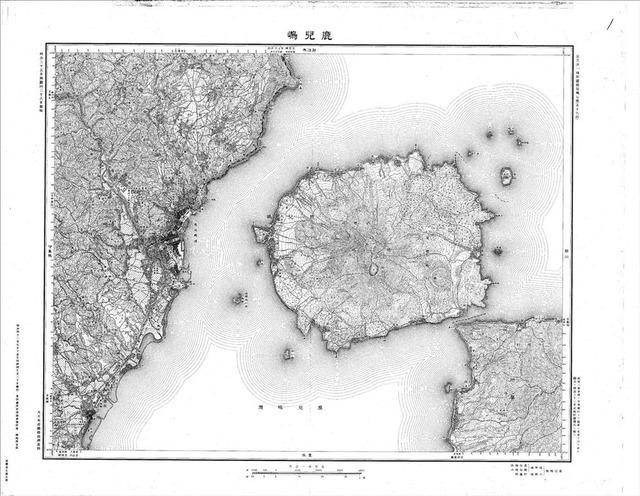 Sakurajima_1902_survey