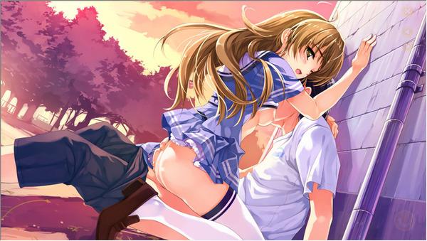 抱き合いながらラブラブセックス だいしゅきホールド