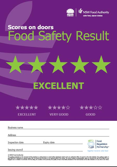 Score on Doors logo