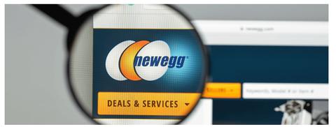 Newegg ビットコイン